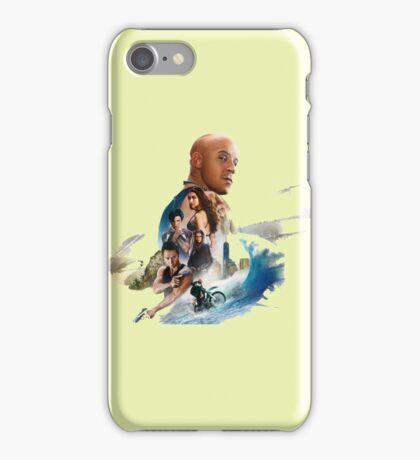 XXX Xander Cage return iPhone Case/Skin