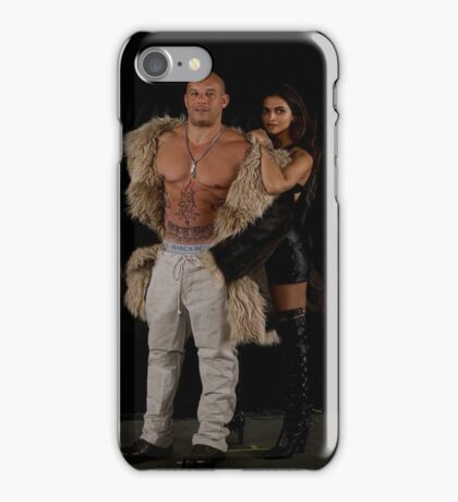 XXX Return Of xander Cage Xander and Serena iPhone Case/Skin