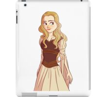 Lady of Rohan iPad Case/Skin