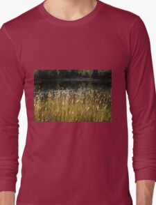 Edge Of The Pond Long Sleeve T-Shirt