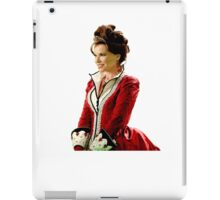 queen of hearts iPad Case/Skin
