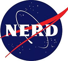NASA Nerd Logo Parody by Jeffest