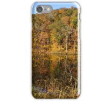 Pounds Hollow Lake  iPhone Case/Skin