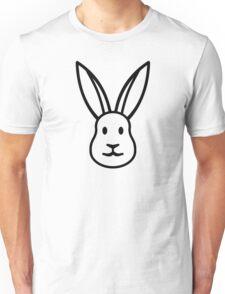 Bunny head Unisex T-Shirt