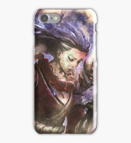 Blood Moon Diana iPhone Case/Skin