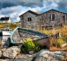 The Old Dory by PhotosByHealy