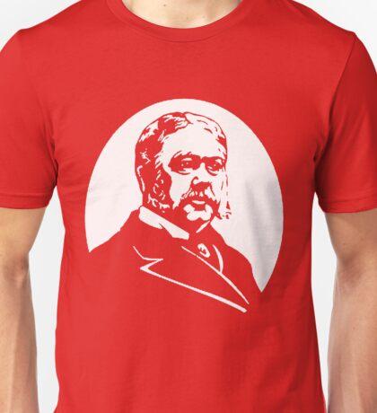 CHESTER ARTHUR-2 Unisex T-Shirt