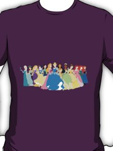 Princesses 2 T-Shirt