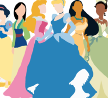 Princesses 2 Sticker