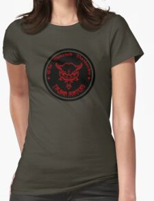 Taliban Hunters Special Forces Womens Fitted T-Shirt