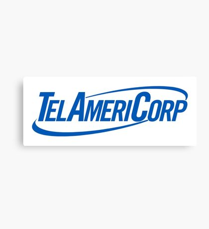 TelAmeriCorp Canvas Print