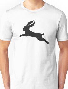 Jumping bunny Unisex T-Shirt