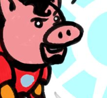 Iron Ham Sticker