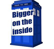 bigger on the inside by moustacheinc