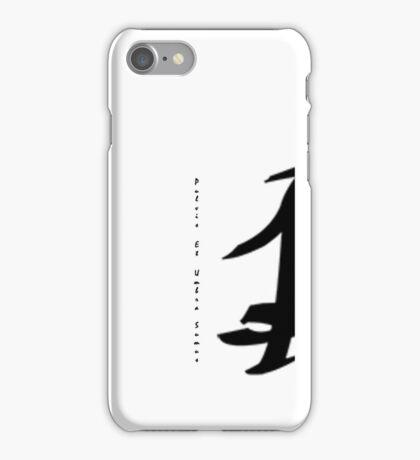 One Half Parabatai iPhone Case/Skin