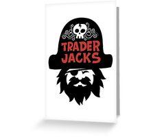 TRADER JACKS Greeting Card