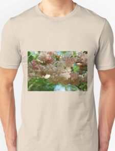 Cherry Blossoms in Brooklyn Unisex T-Shirt