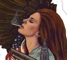 Like an American Sticker