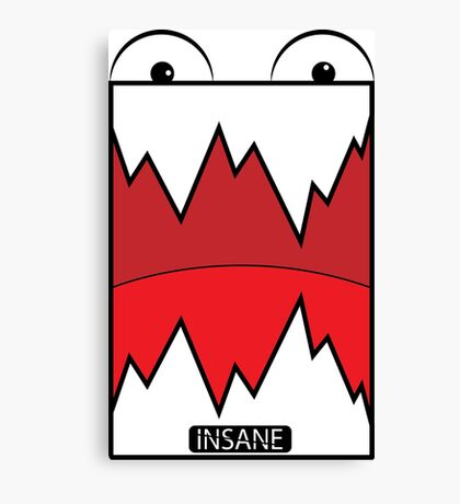 Insane Gadget Canvas Print