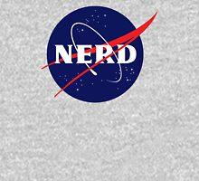 NASA Nerd Logo Parody T-Shirt