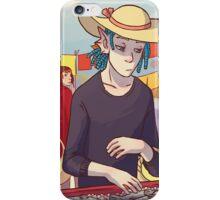 Fishmarket iPhone Case/Skin