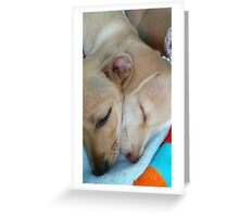 """""""Sister's Together Forever""""♡ Greeting Card"""