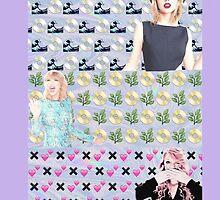 Taylor Swift Emoji Phone Case by fangirlandise