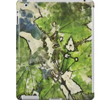 7 DAYS OF SUMMER- TROPICAL LEAVES PILLOWS AND TOTES iPad Case/Skin
