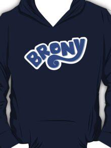 Brony Logo - Blue T-Shirt