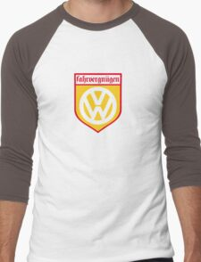 Fahrvergnugen Men's Baseball ¾ T-Shirt