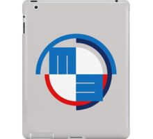 M3 Smooth Lines iPad Case/Skin
