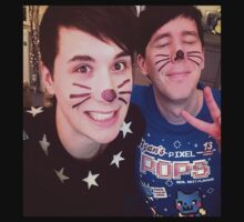 Dan & Phil (requested)  T-Shirt