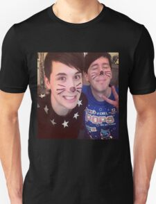 Dan & Phil (requested)  Unisex T-Shirt