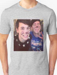 Dan & Phil (requested)  Unisex T-Shirt