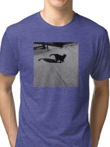Night Owl. Tri-blend T-Shirt