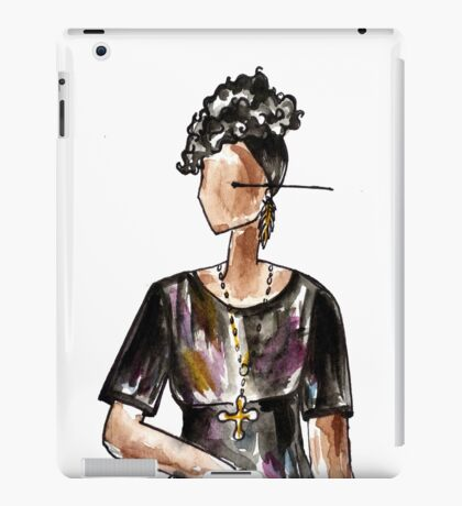 Date Night (white background) iPad Case/Skin