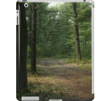 The Path Less Taken? iPad Case/Skin