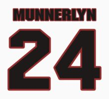 NFL Player Captain Munnerlyn twentyfour 24 by imsport