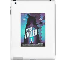 Dr. Who - Into the Dalek iPad Case/Skin