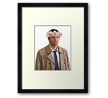 I don't understand why I need to wear the crown Framed Print