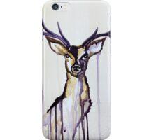 Watercolour Deer iPhone Case/Skin