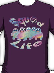 $qu@d life  T-Shirt