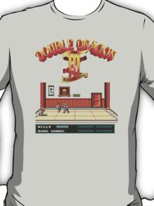 Double Dragon 3 T-Shirt