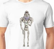 Cute Starbucks Hipster Cylon Unisex T-Shirt
