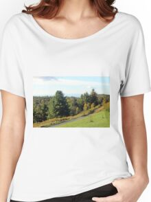 Country road Women's Relaxed Fit T-Shirt