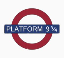Platform 9 3/4 by BGWdesigns