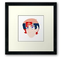 Mr. Slovakia Framed Print