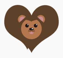 Ewok Heart by GLJimmy
