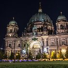 Berlin Cathedral and Fernsehturm by MichaelJP