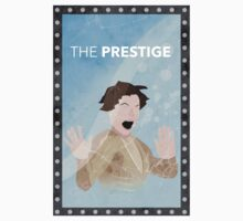 The Prestige Minimalist Movie Poster Kids Tee